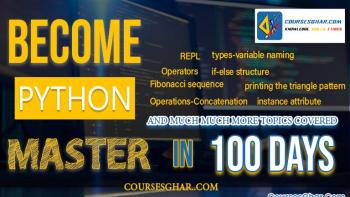 Learn Python in 100 Days: Go From Noob To Pro