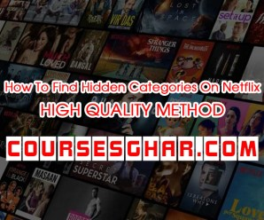How To Find Hidden Categories On Netflix | High Quality Method