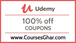 Udemy - 24 in 1 100% Off Coupons