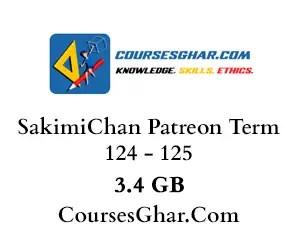 SakimiChan Patreon Term 124 - 125