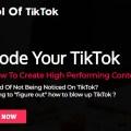 SchoolOfTikTok –  TikTok Mastery By Trevor Bell