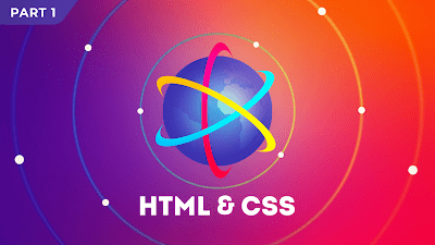 Code with Mosh - The Ultimate HTML5 & CSS3 Series. Part 1