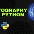 Cryptography using Python