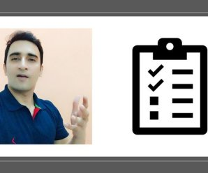 Advance Excel Solved Assignments – Interview Preparation