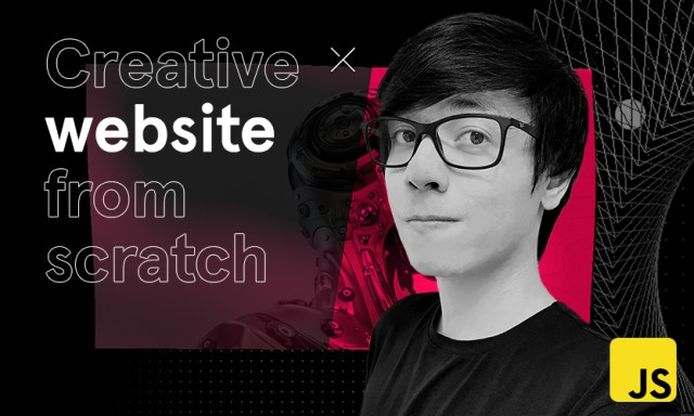 Building An Immersive Creative Website From Scratch Without Frameworks