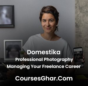 Domestika Professional Photography Managing Your Freelance Car