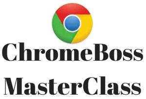 Kim Dang - Chromeboss MasterClass