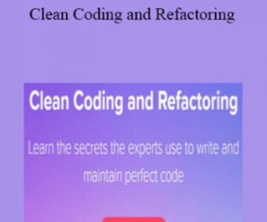 Code With Mosh – Clean Coding and Refactoring