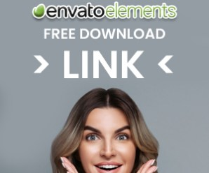 Get Envato Elements Download Link Free – Get Free Items From Envato Elements