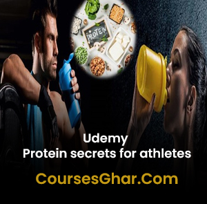 Udemy Protein secrets for athletes