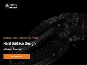 GAI - Hard Surface Design with Alex Senechal