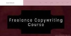 Lukas Resheske Freelance Copywriting Course