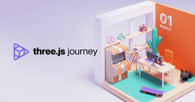 [Hot Share] Three.js Journey - The Ultimate Three.js Course Video