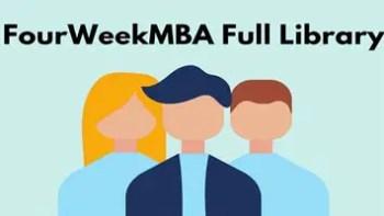 FourWeekMBA – Full Library UP1