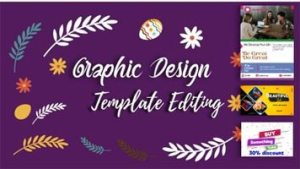 Graphic Design Modify Thousands of Graphic Templates