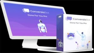 Simon Wood - ConversioBot Done For You Pro (Training Only)