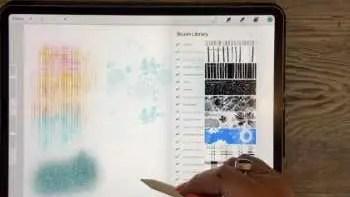 Procreate Plaid and Pattern Brushes – Delores Naskrent