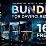 Videohive FX Presets Bundle for DaVinci Resolve