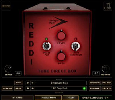 Kush Audio REDDI v1.0.3 [WiN]