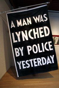 lynched by police