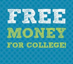 free money for college