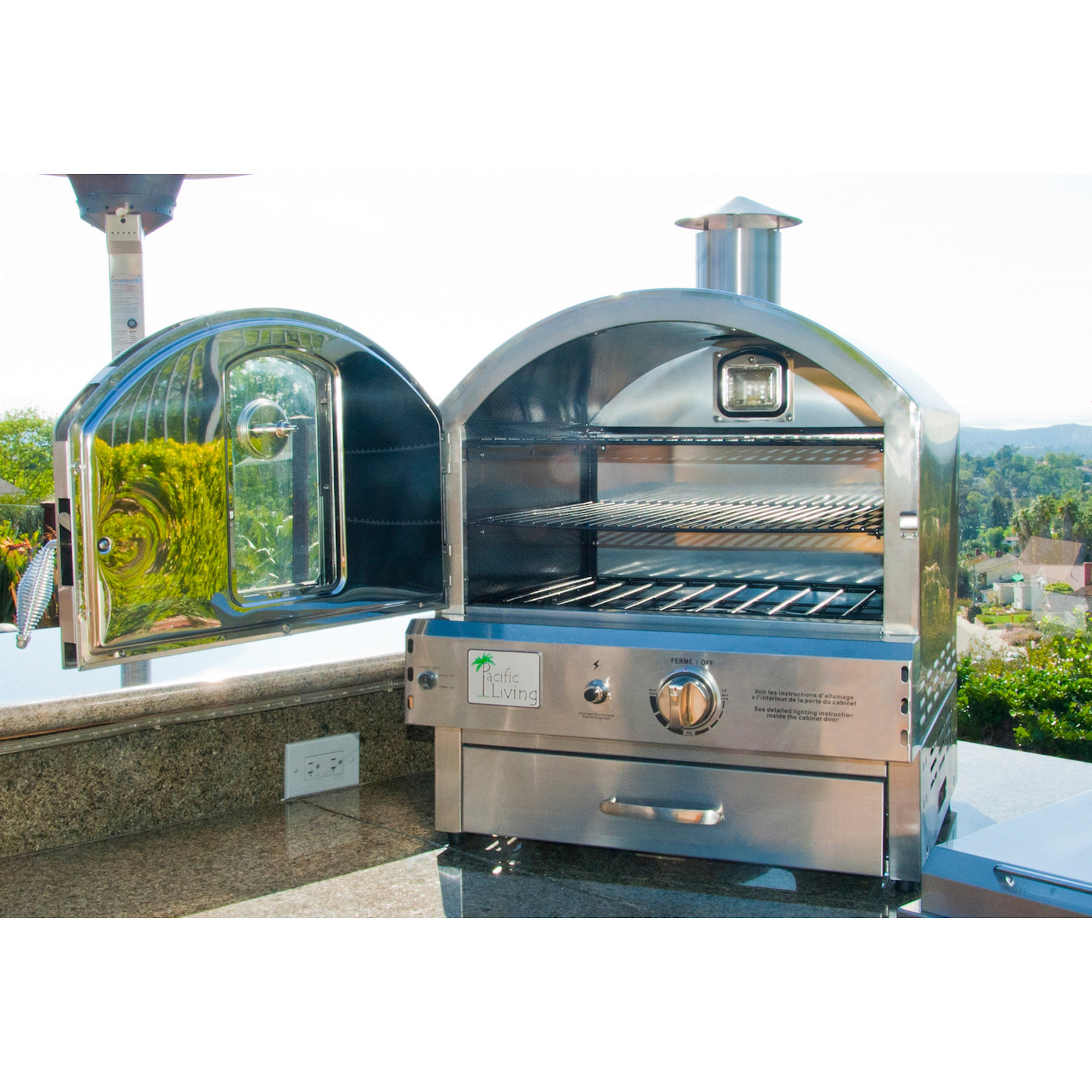 Outdoor Kitchen Vancouver: The Upper Vancouver Island Luxury