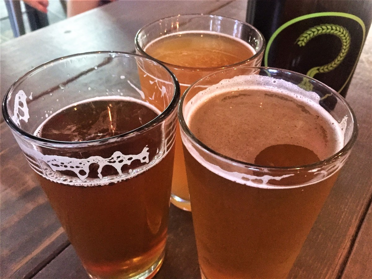 48 hours in...Charlotte, NC (beer edition!)