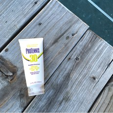 ProTennis Sunblock: Designed for tennis, goes everywhere Mom plays...