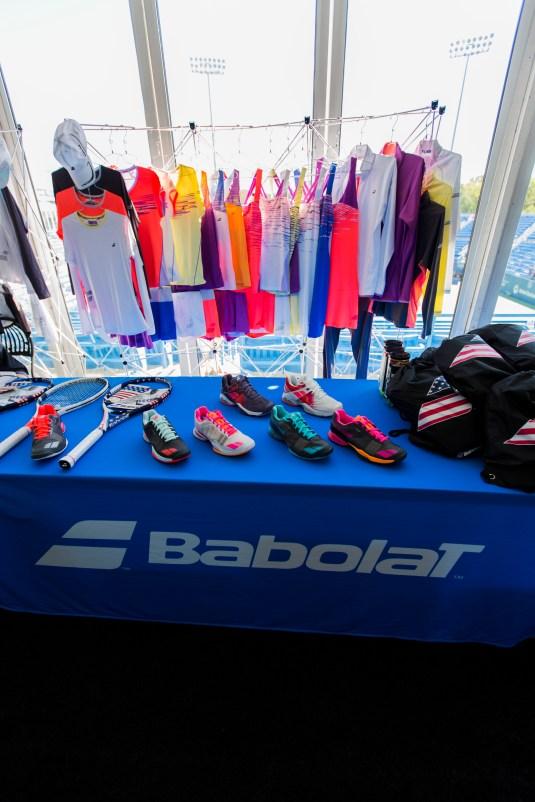 Shopping at BABOLAT