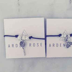 "Arden Rose ""A balance of statement jewelry with minimalist, delicate pieces."""