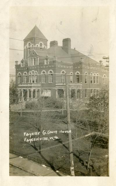 Image result for fayette county wv courthouse