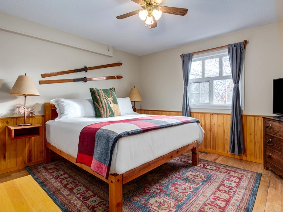 King Suite at the Courthouse Inn in Revelstoke, BC