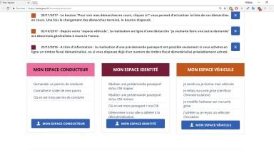 Immatriculation espace véhicule ANTS courtierautosudouest.fr