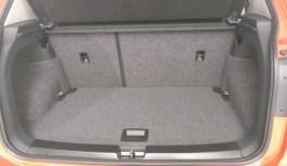 Volkswagen T Cross coffre arrière