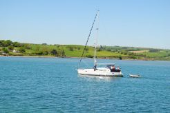 Sailing Courtmacsherry