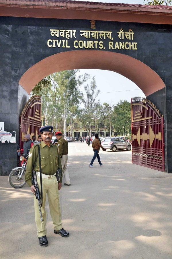 civil court of ranchi