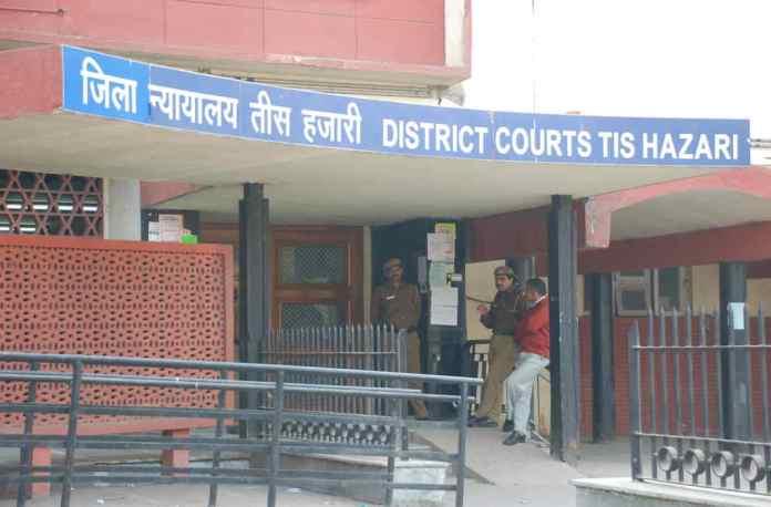 delhi tishazari court