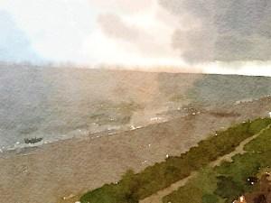 Stormy Myrtle Beach