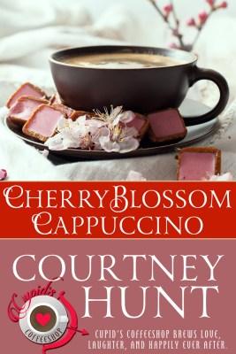 Cherry Blossom Cappuccino