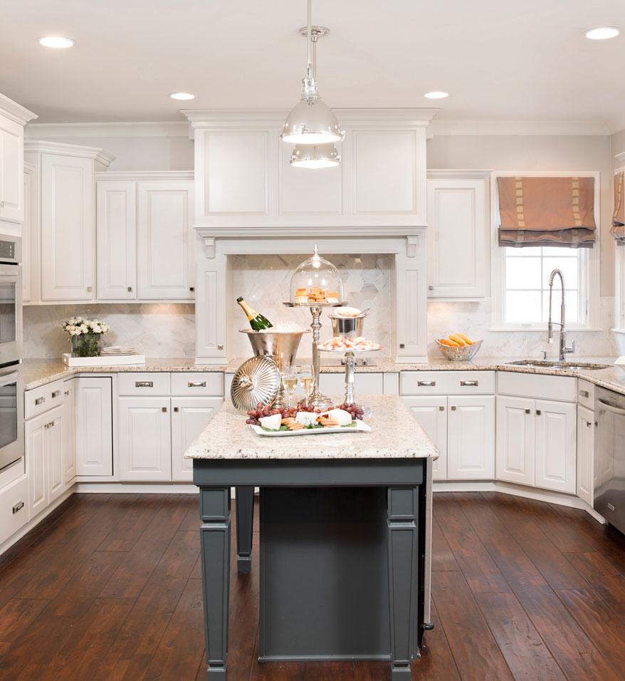 Courtney Casteel, Interior Design - kitchen design