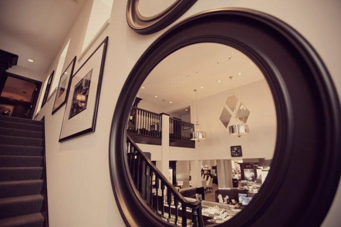 Courtney Casteel, Interior Design Mirror Design