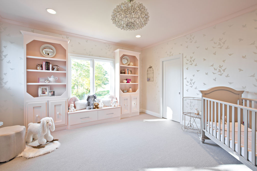 Courtney Casteel, Interior Design Nursery design