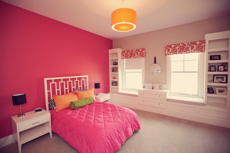 Courtney Casteel, Interior Design -Girl's room design