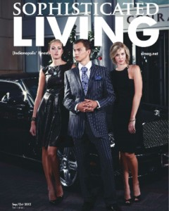 Sophisticated Living Magazine Oct12