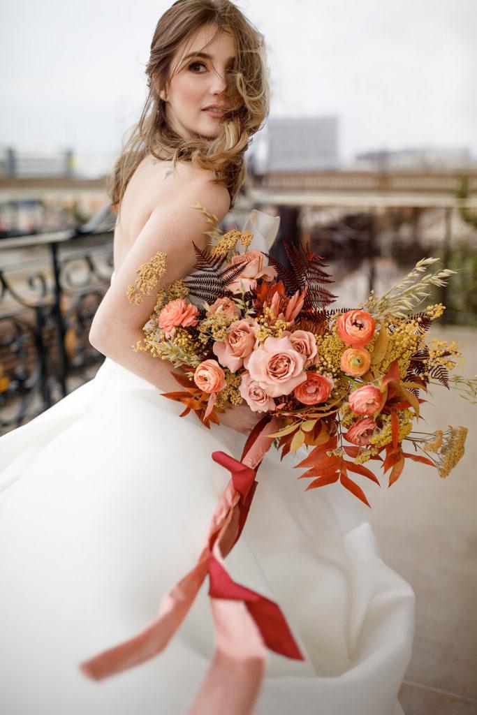 Union Station Hotel Nashville Wedding Photographer
