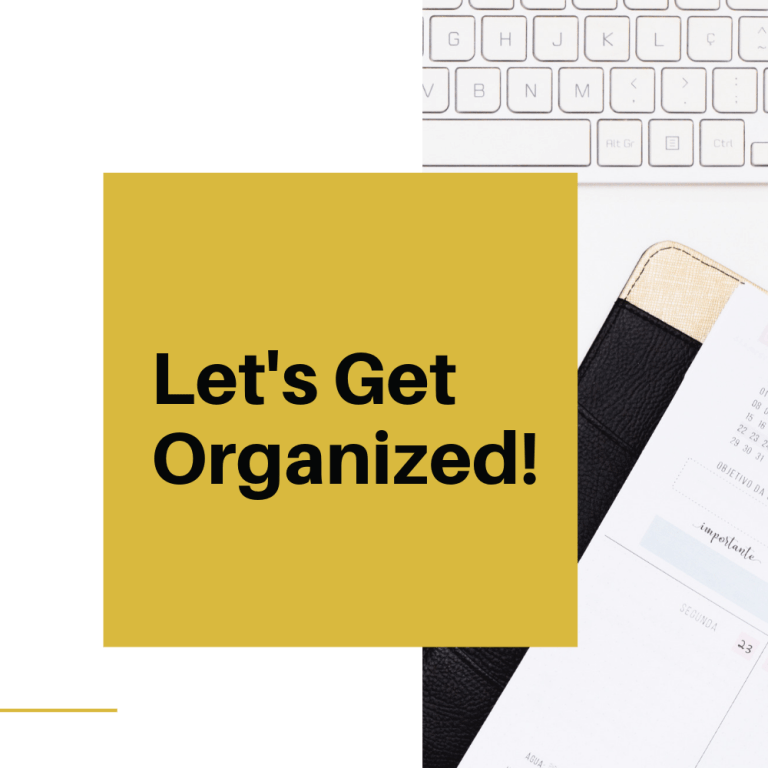 Organizing Your Life Is So Much Easier Than You Think
