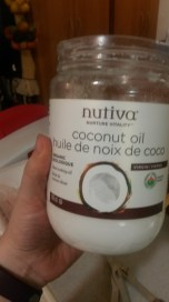 My brand of coconut oil that I love.