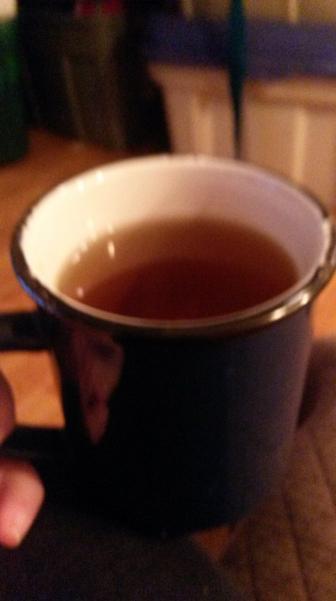 Peppy Peppermint Steeped Tea