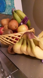 Friday night was Late night groceries and I gor a ton of organic produce because it was all on sale!! Yay!