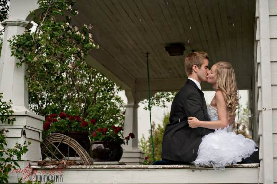 Regina Wedding Photographer - Braden & Taffeta Wedding - Rainy Wedding